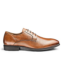 Soleform Leather Derby Extra Wide Fit