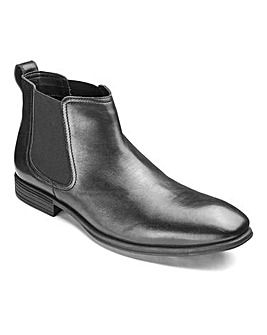 Leather Flex Chelsea Boot Standard Fit