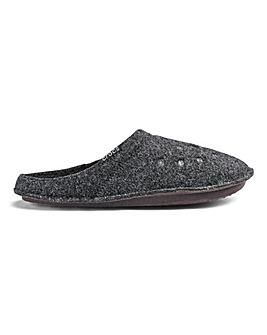 Crocs Classic Slipper Grey