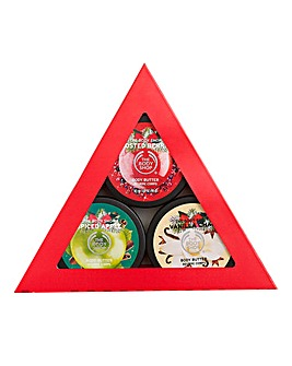 The Body Shop Body Butter Gift Set
