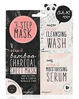 Oh K! 3 Step Mask