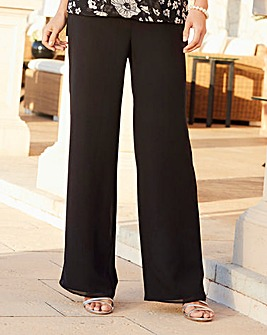 Nightingales Chiffon Trousers