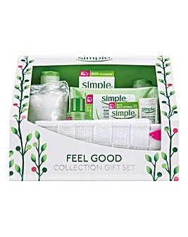 Simple Collection Basket Gift Set