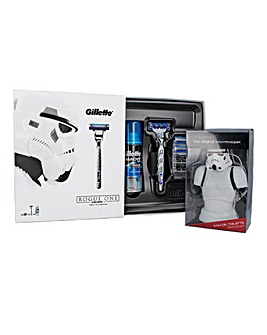 Stormtrooper 100ml EDT & Gillette Set