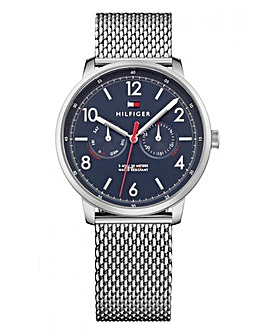 Tommy Hilfiger Gents Mesh Strap Watch