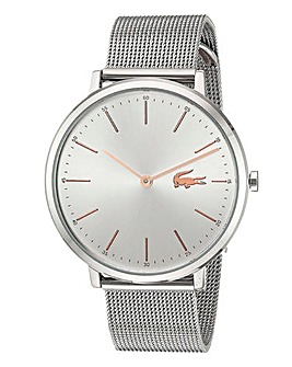 Lacoste Ladies Mesh Strap Watch
