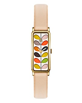 Orla Kiely Ladies Stem Print Watch