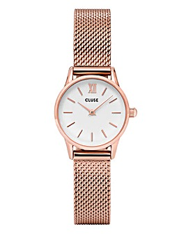 CLUSE Ladies La Vedette Mesh Watch