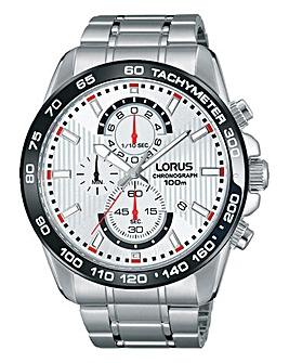 Lorus Gents Chronograph Bracelet Watch