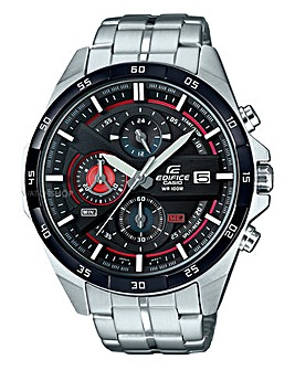Edifice Gents Chronograph Bracelet Watch