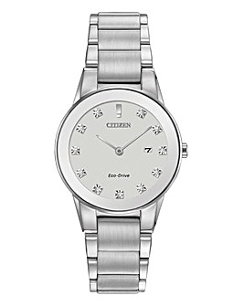Citizen Ladies Diamond Set Watch