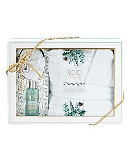 Spa Botanique Bathrobe Gift Set