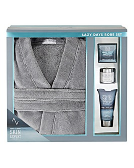 Skin Expert Lazy Day Robe Set