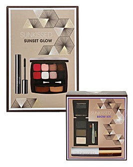 Sunkissed Brow & Glow Set