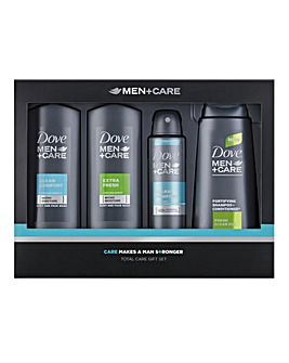 Dove Men Care Total Gift Set