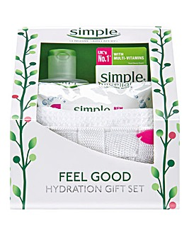 Simple Hydration Gift Set