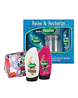 Radox Gift Set Duo