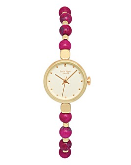 Lola Rose Friendship Bracelet Watch