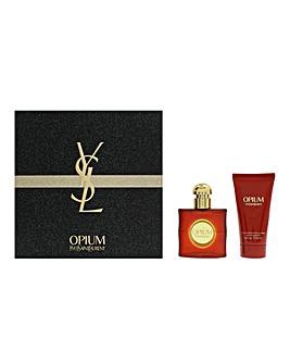 YSL Opium 30ml Gift Set