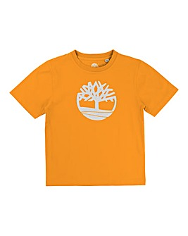 Timberland Toddler Boys Logo T-Shirt