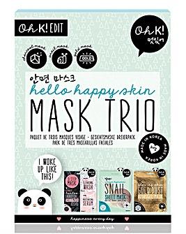 Oh K! Hello Happy Skin Kit