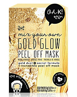 Oh K! Mix Your Own Gold Mask