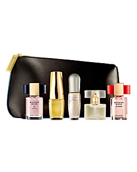 Estee Lauder 5-piece Purse Spray Set