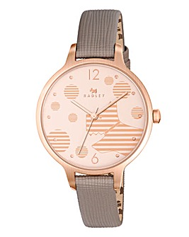 Radley Ladies Ormond Leather Strap Watch