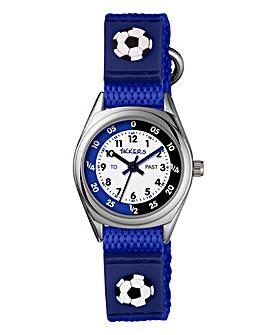 Tickers Time Teacher Watch - Blue