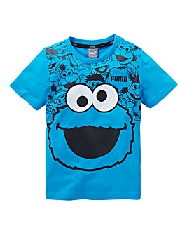 Puma Unisex Sesame Street Cookie Monster
