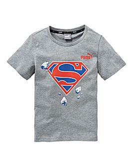 Puma Unisex Superman T-Shirt