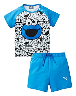 Puma Baby Sesame Street Cookie Monster S