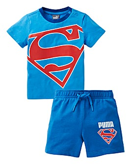 Puma Baby Superman Set