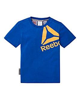 Reebok Boys Delta Graphic T-Shirt