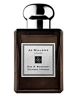 Jo Malone Oud & Bergamot Cologne Intense