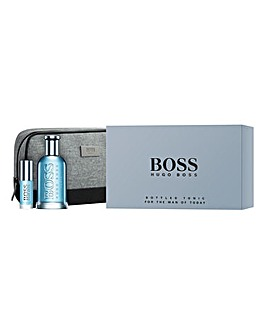 Boss Bottled Tonic 100ml EDT Gift Set