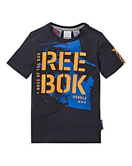 Reebok Boys Delta Lead Graphic T-Shirt