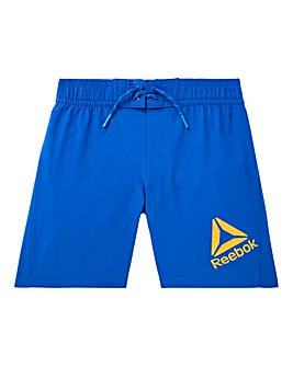 Reebok Boys Delta Workout Shorts