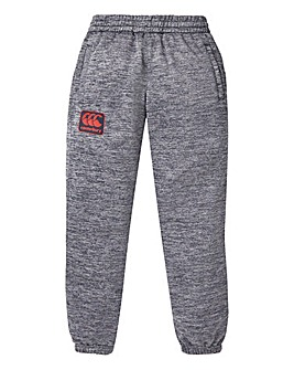 Canterbury Boys Tapered Cuff Fleece Pant