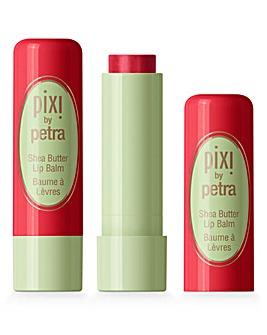 Pixi Shea Butter Lip Balm Scarlet Sorbet