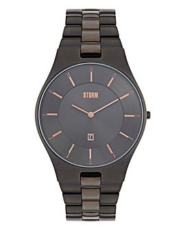 STORM Gents Slim Bracelet Watch