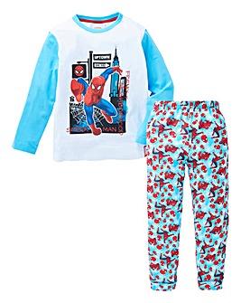 Spiderman Boys Long Pyjamas