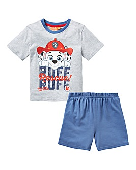 Paw Patrol Boys Short Pyjamas