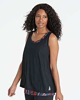 Double Layered Sports Vest