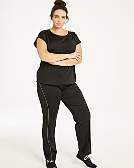 Contrast Sports Pant