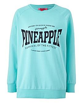 PINEAPLE OVERSIZE SWEAT