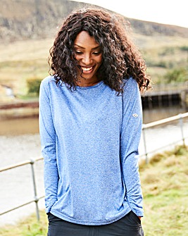 Snowdonia Tshirt UV 30SF Protection