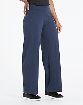 Wide Leg Loose Fit Pant 31