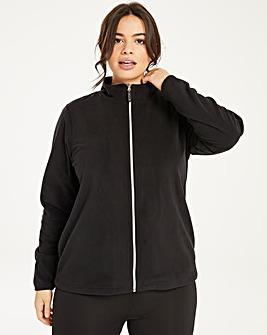 Long Sleeve Fleece Top