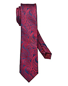 Williams & Brown London Paisley Tie R